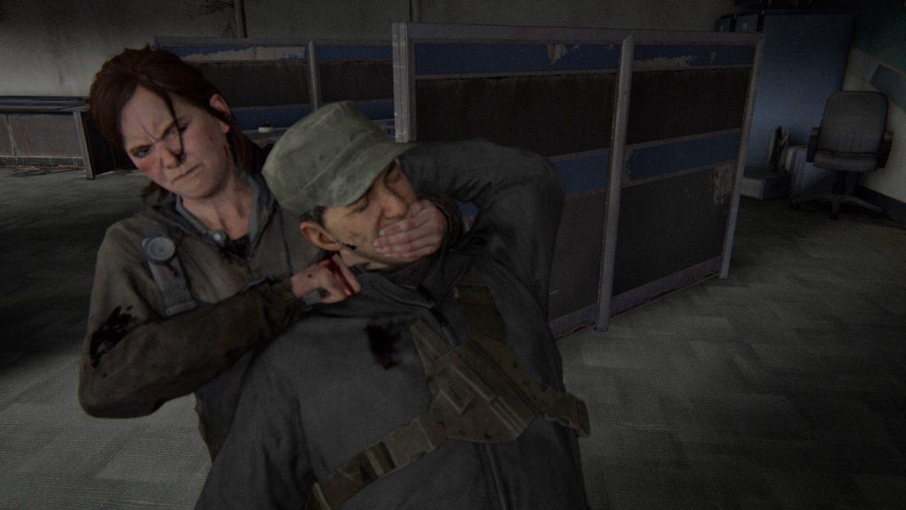 Les éliminations de The Last of Us Part II (pour le test)