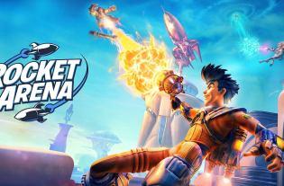 Test Rocket Arena
