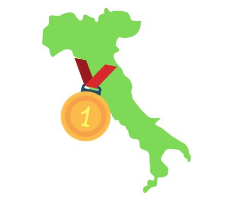 Italia leader - PXR Italy