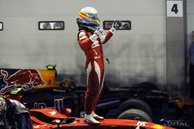 Fernando acoso