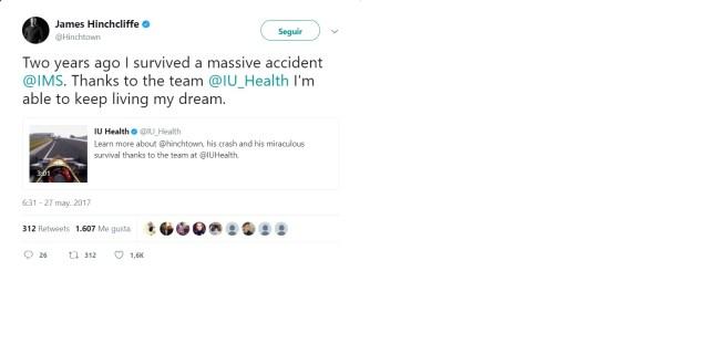 tweet piloto