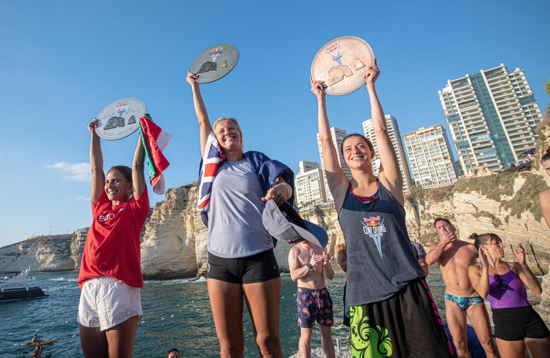 Adriana Jiménez gana plata en Beirut y Jonathan Paredes se