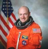 mark-kelly Comandante da ISS 126 astronauta