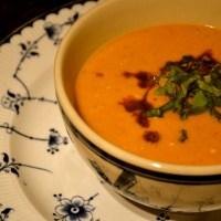 Py cooks...tomato soup