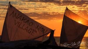 Pirogues d'Anakao, Madagascar