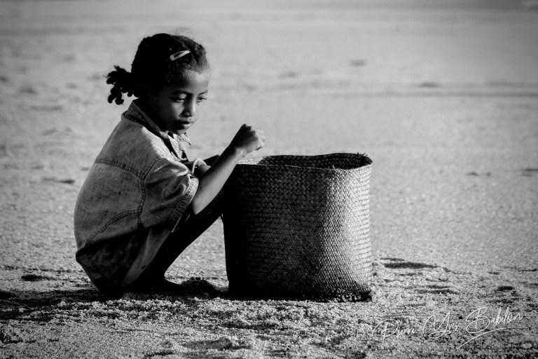 Enfant malgache Betsimisaraka