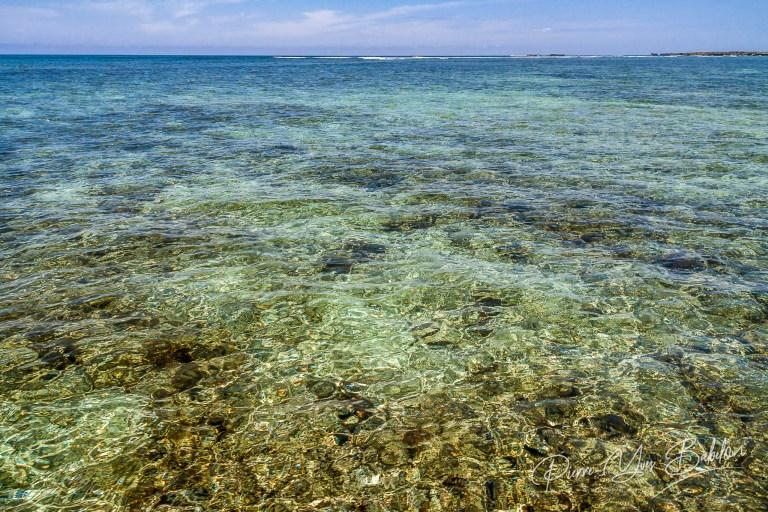Mer d'émeraude Madagascar