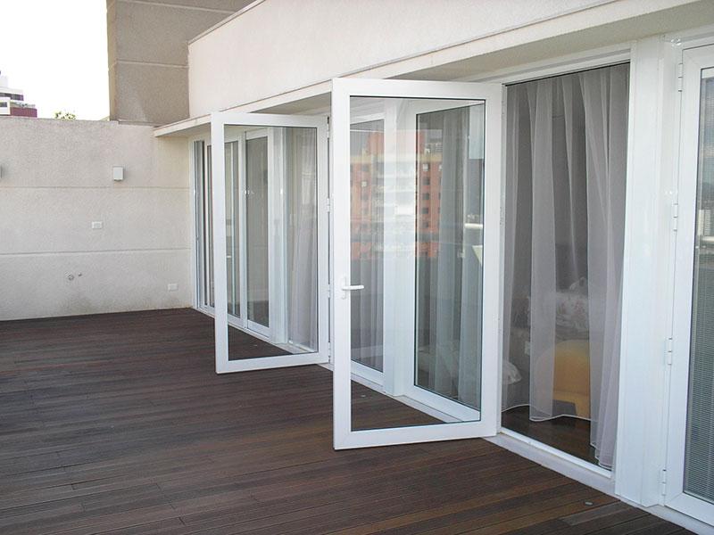 Ventanas Abatibles de Aluminio y PVC Valencia  Precios