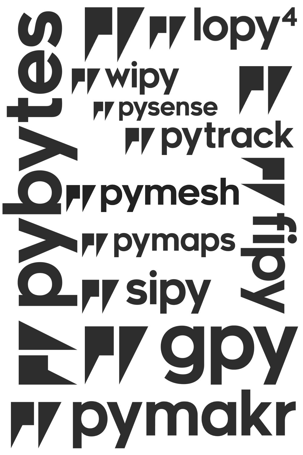 Pycom logos for internet of things hardware and software