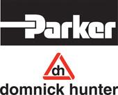 Domnick Hunter logo