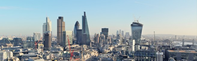 London-Cityscape