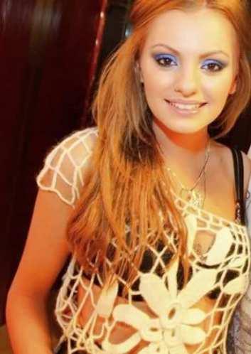 Alexandra Stan GIF 6