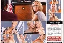 Lindsay Lohan Scarlett Fay porn star movie hustler 1