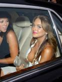 Lindsay Lohan nip slip