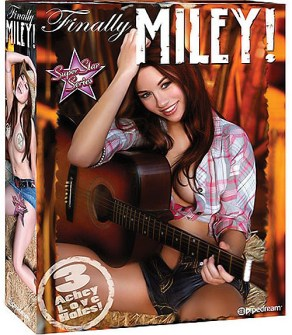 Miley Cyrus Love Doll