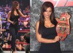 J-Woww Jenni Farley in TNA wrestling