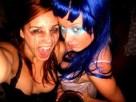 Brandi Cunningham party pic
