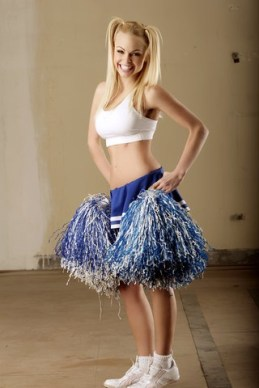 Cheerleaders Jesse Jane 1