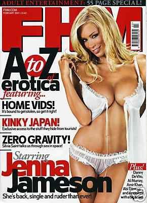 Jenna Jameson FHM