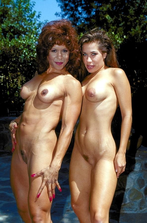 Bare naked asian ladies