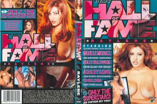Raylene AVN Hall of Fame 2008