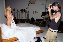 Shanna Moakler naked Travis Barker