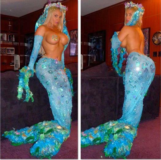 Coco Austin sirene