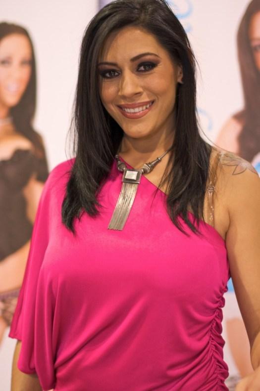 Raylene at AEE 2010