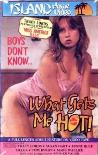 Traci Lords - What Gets Me Hot (1984)