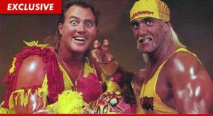 Brutus Beefcake Hulk Hogan gay lovers