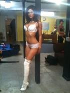 Jayden Cole pole dancing