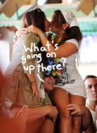 Snooki Deena jerseyshore crazy lesbians
