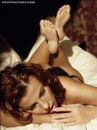Alexandra Nice feet soles pose 08