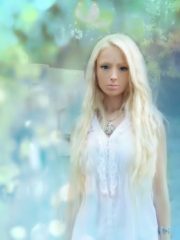 Barbie Russian Valeria Lukyanova 21 years old Valeria-Lukyanova-27