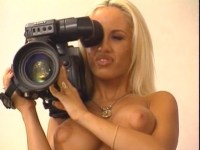 Davia Ardell filming