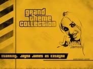 Jayna James as Katalina in Grand Theft Auto