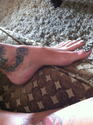 Jenna Jameson feet 02