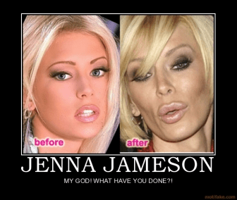 Jenna Jameson feet 11