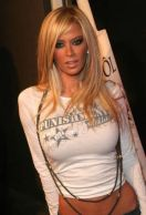 Jenna Jameson with makeup