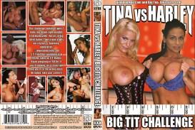 Tina VS Harley cover