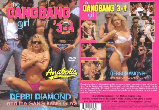 The Gangbang Girl Debbi Diamond