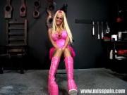 Jayna James BDSM MissPain