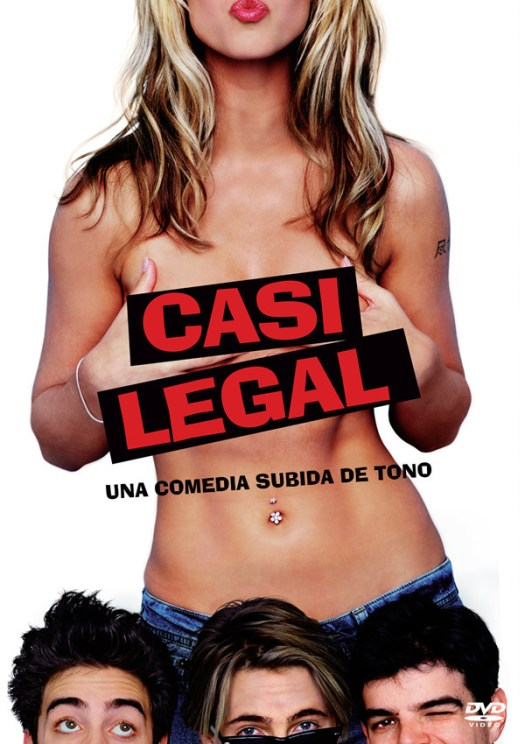 Casi Legal - Barely Legal