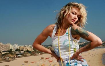 Izabelle Desjardins tattoo