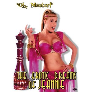 Nicole Sheridan The Erotic Dreams of Jeannie