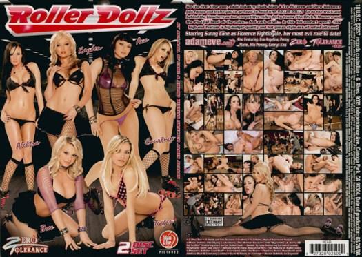 Roller Dollz - Sunny Lane, Teagan, Bree Olson, Eva Angelina, Penny Flame