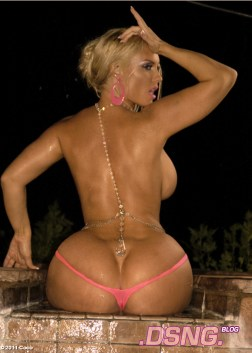 coco austin giant ass thick fat phat pawg ass big booty whooty bubble butt injection nicki minaj fake real plastic surgery ass parade