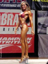 Aria Noir - California State Bodybuilding Figure and Fitness Championships 2