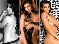 Kim Kardashian playboy photoshoot