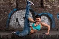 Claire Turton dancer